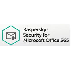Kaspersky Security pour Microsoft Office 365 2019 - nouvelle licence 2 ans