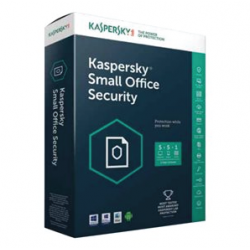 Kaspersky Small Office Security 2019 pour TPE PME - nouvelle licence