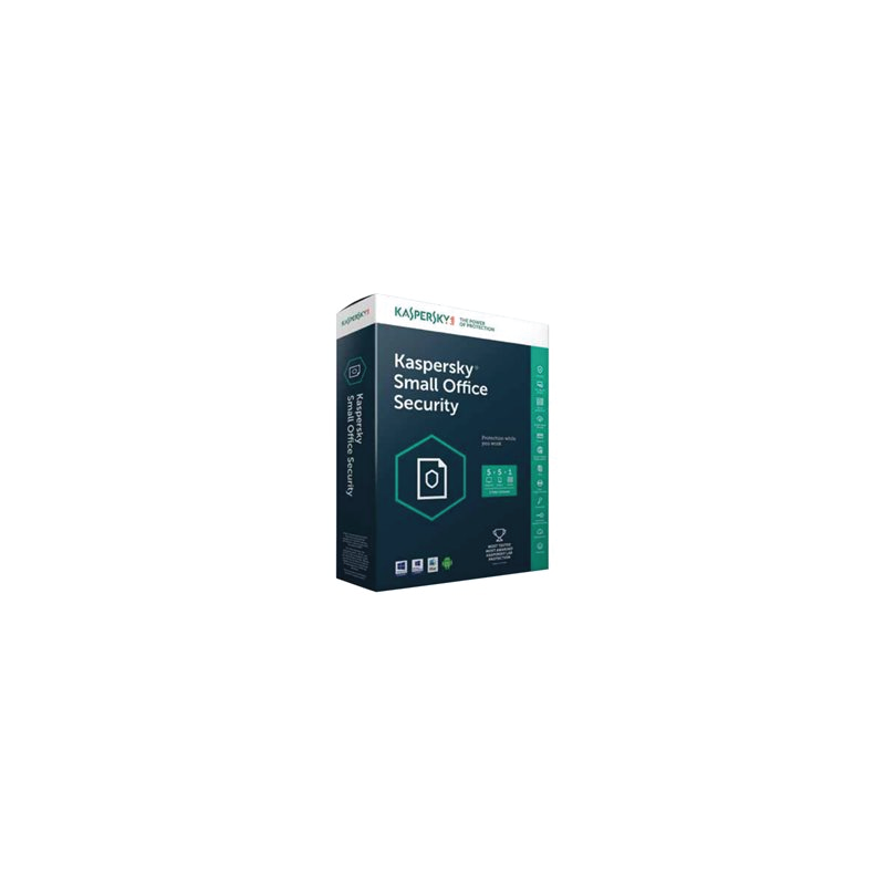 Kaspersky Small Office Security 2019 pour TPE PME - renouvellement licence