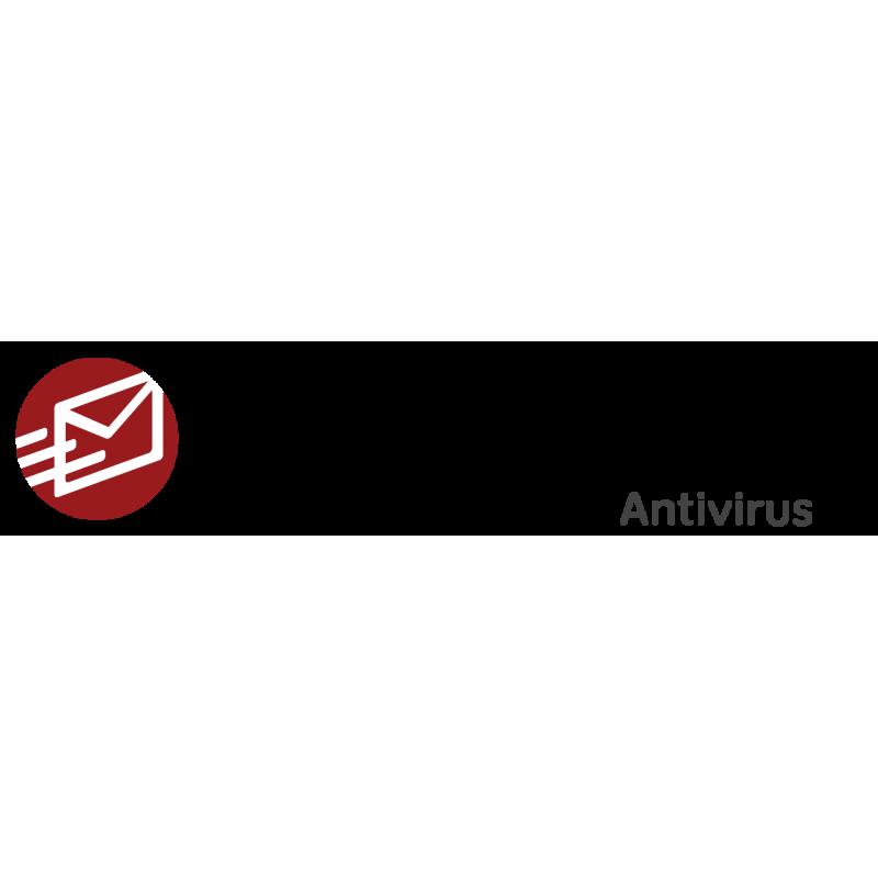 mdaemon antivirus mail - renouvellement licence 2 ans