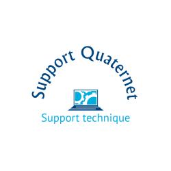 Support Quaternet