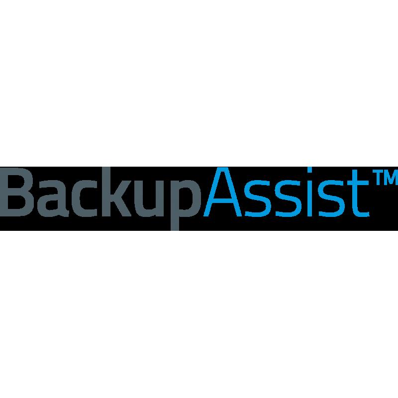 backupassist desktop sauvegarde - nouvelle licence