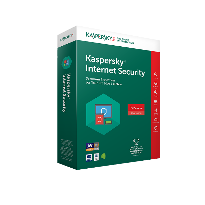 Kaspersky Internet Security 2019